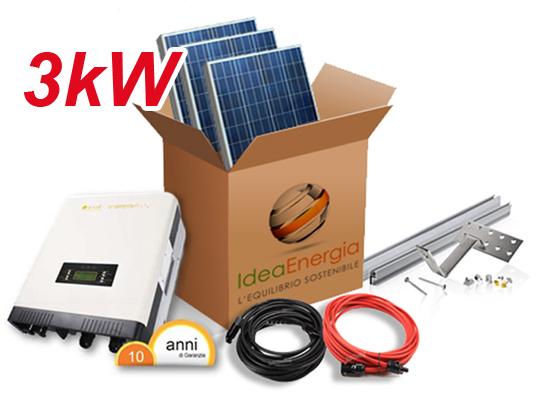 Offerta impianto fotovoltaico Caserta